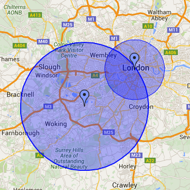 areas covered for rubbish clearance london, surrey