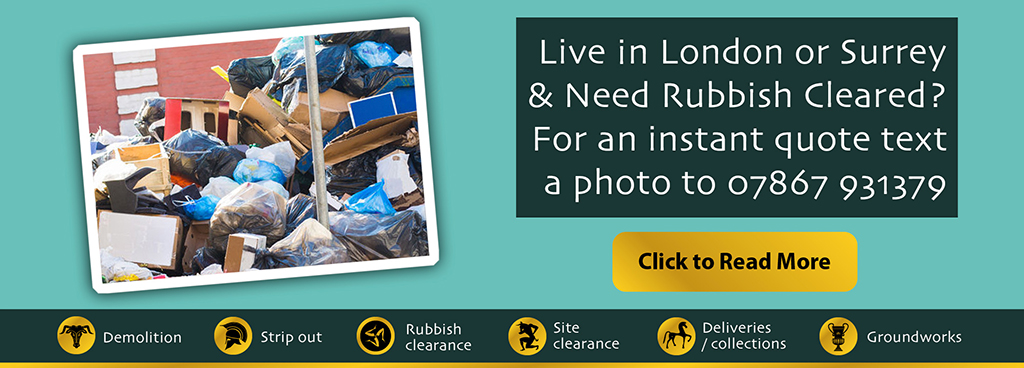 rubbish clearance london