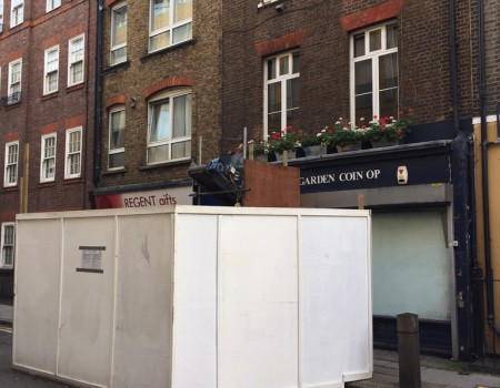 Strip Out, Covent Garden, London